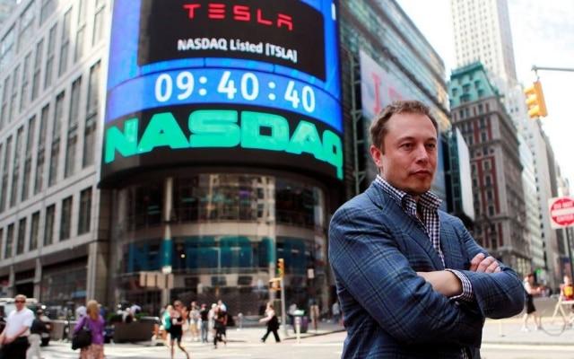 Elon Musk, fundador da Tesla