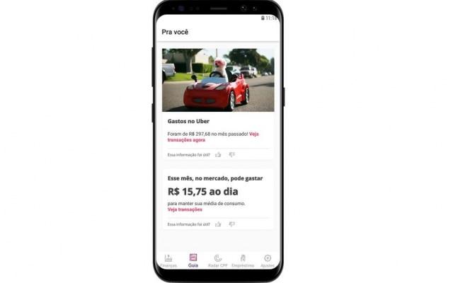 Novo recurso do GuiaBolso está disponível para aparelhos Android e iOS