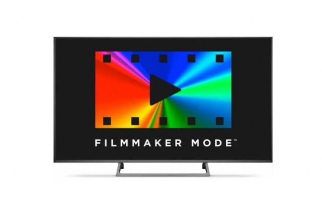 O Filmmaker Mode começou a chegar no mercado no início do ano