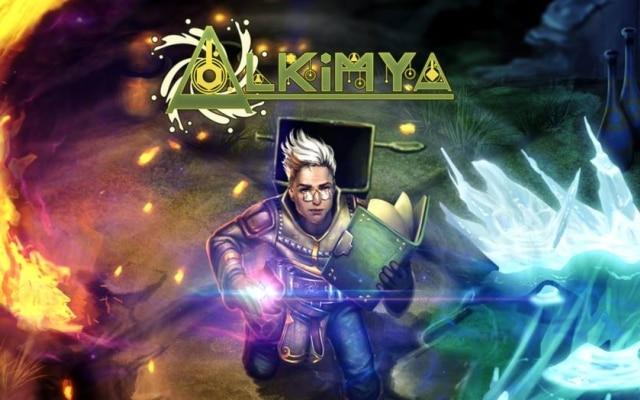 Desenvolvido há três anos, Alkymia usa a prática da Idade Média como pano de fundo para aventura