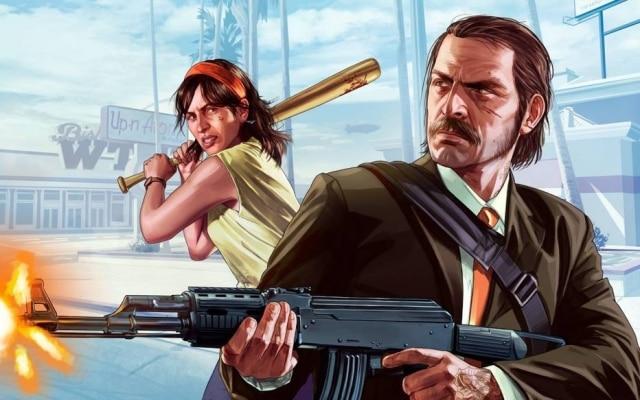 GTA V foi lançado em 2013 e é um dos jogos mais vendidos de todos os tempos