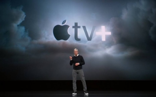 Tim Cook é presidente executivo da Apple