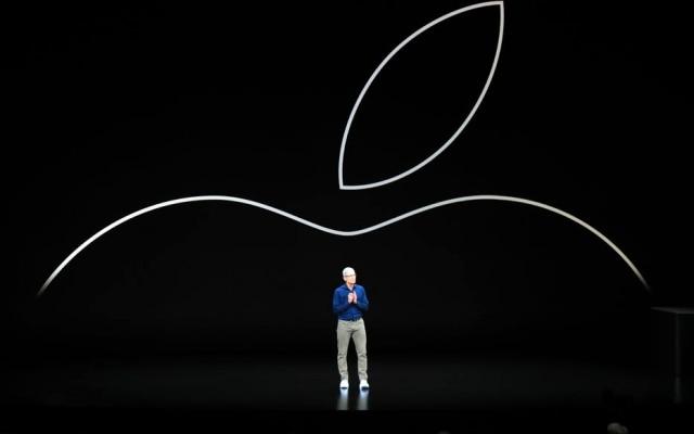 Vendas na China surpreenderam negativamente o presidente executivo da Apple, Tim Cook