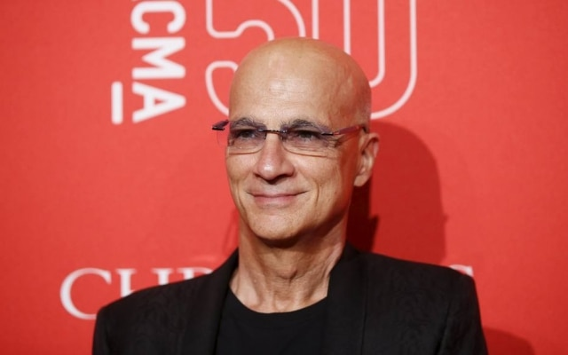 Jimmy Iovine é presidente do serviço de streaming de música Apple Music.