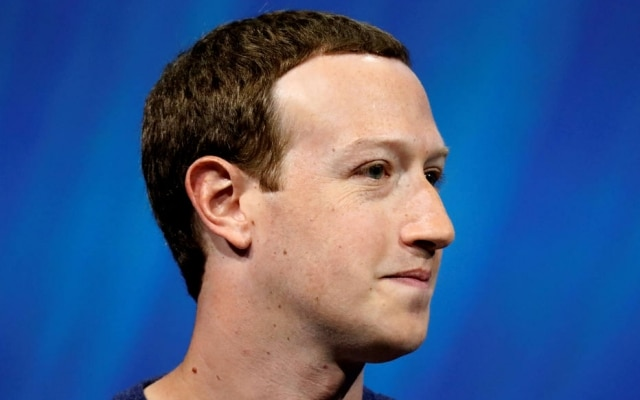 Mark Zuckerberg é o presidente do Facebook