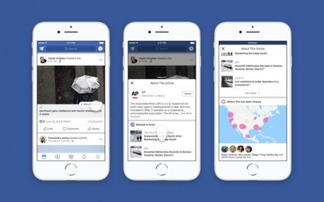 Rede social de Mark Zuckerberg lançou no Brasil ferramenta de contexto para notícias