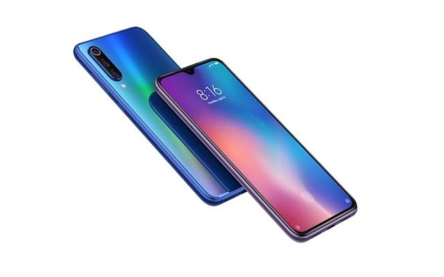 O Mi 9 SE, da Xiaomi, temtela de 5,97 polegadas, com leitor de impressões digitais
