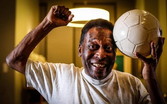 Pelé faz aniversário no próximo dia 23 de outubro e comemora 80 anos
