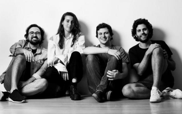 Mateus Craveiro, Sophie Secaf, João Pedro Thompson e Thiago Achatz: fundadores da Z1