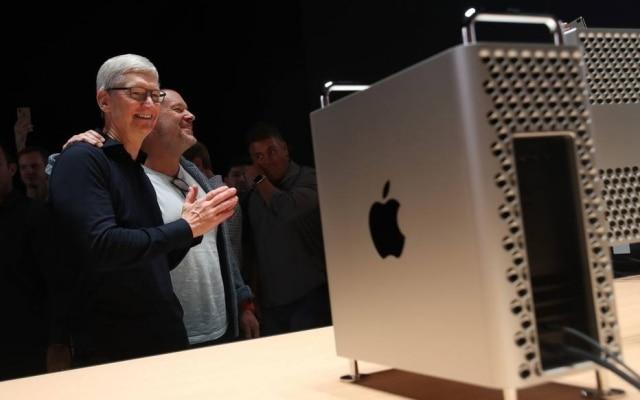 Apple deve produzir Mac pro nos EUA