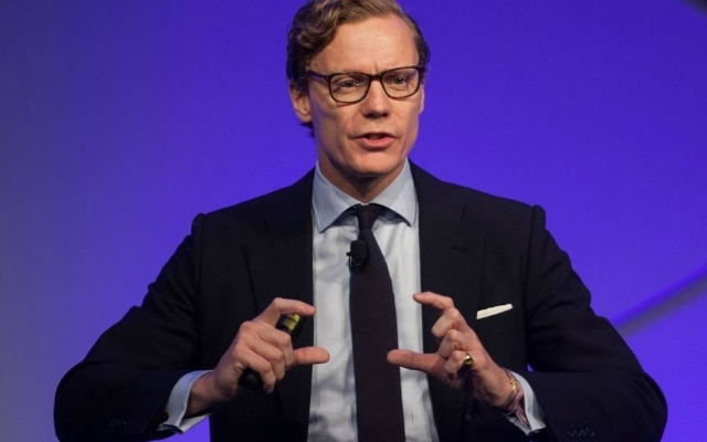 "Alexander Nix, da Cambridge Analytica: símbolo do ""novo"" marketing político"