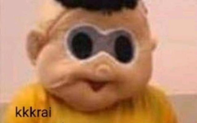 As várias versões de personagens da Turma da Mônica tomaram conta dos memes