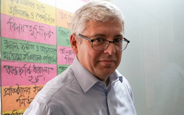 Paul Barrett é professor da Universidde de Nova York