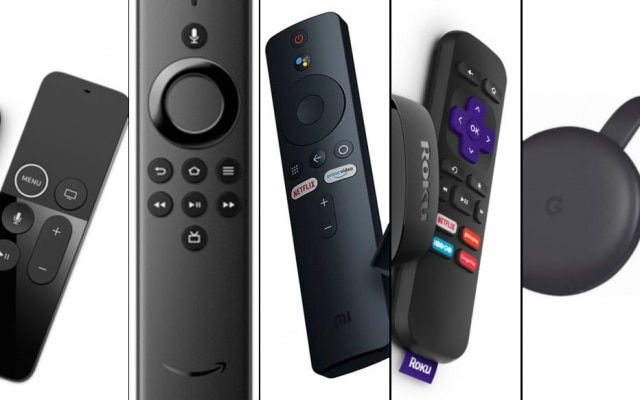 Dispositivos parastreaming cresceram em vendas e oferta de produtos nos últimos meses