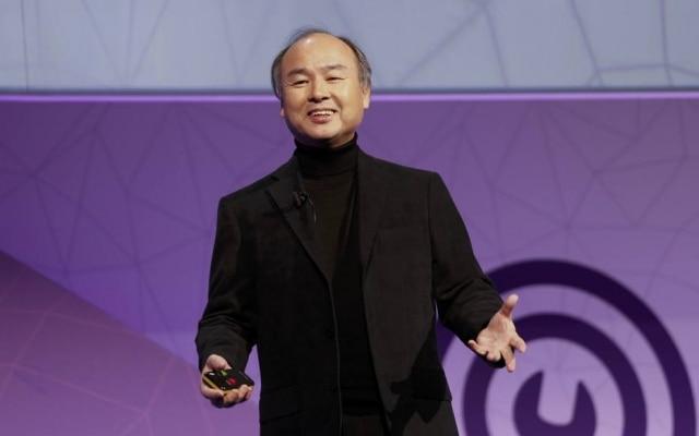 Masayoshi Son, fundador e presidente executivo da japonesa SoftBank