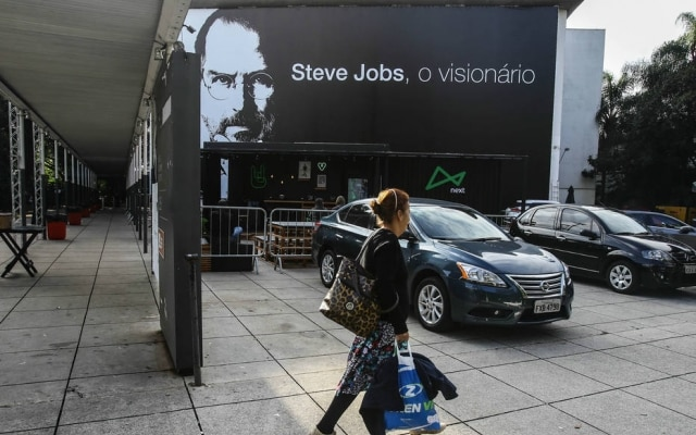 Exposição sobre Steve Jobs chegou ao Museu da Imagem e do Som (MIS) em São Paulo