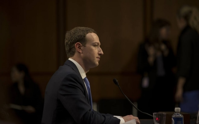 Empresa de Mark Zuckerberg pode ser regulamentada no ano que vem, diz deputado democrata