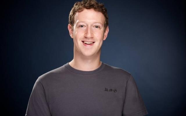 Zuckerberg é co-fundador e presidente da rede social Facebook, listada na bolsa de valores Nasdaq.