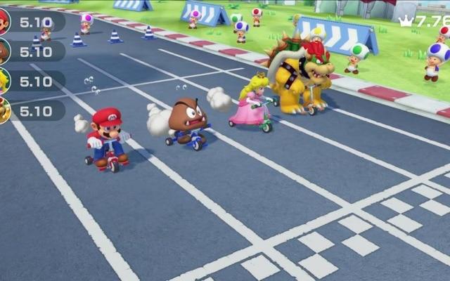 Tentando voltar às origens, aNintendo irá lançar o esperado 'Super Mario Party' para o Nintendo Switch na sexta-feira, 5