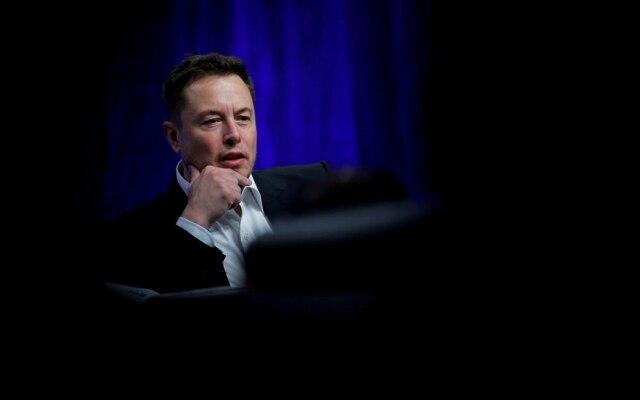 Elon Musk é presidente executivo da Tesla