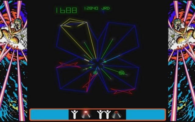 Jogo de naves é um dos destaques da coletânea do Atari para o Switch.