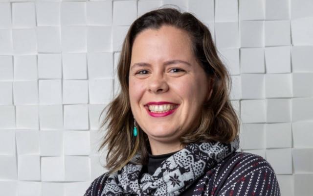 Marília Lara, fundadora da Stattus4