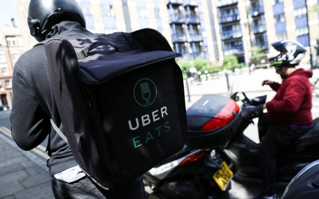 O novo projeto do Uber Eats vai iniciar no Top Center Shopping, na avenida Paulista