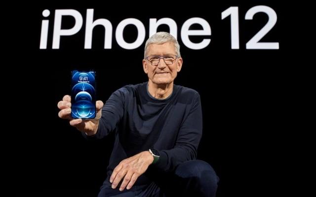 Para Tim Cook, 5G abre 'nova era' para o iPhone