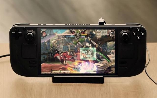 Steam Deck quer rodar jogos de PC de forma portátil