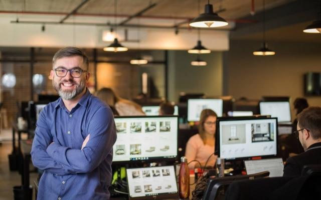 Rafael Assunção, diretor de operações da Decora: startup foi comprada por US$ 100 milhões pelaamericana Creative Drive em março