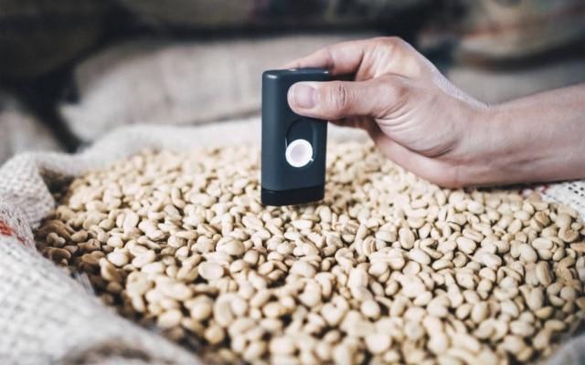 Mesmo com a tecnologia,a inteligência artificial precisa ser treinada por humanos para reconhecer a qualidade do café