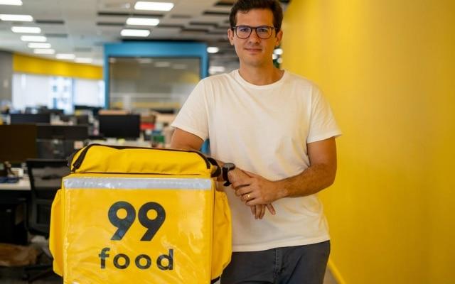 Danilo Mansano, diretor geral da 99 Food