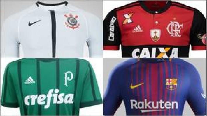 4989ffc772 Inter lança concurso para que torcedores desenhem a nova camisa da ...