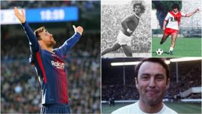 Alien! Messi se torna o maior artilheiro das 5 maiores ligas da Europa 3e97caa67c9c7