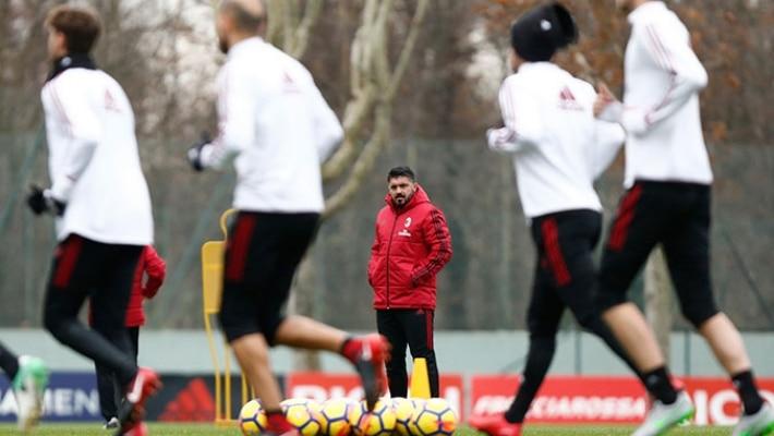Gattuso é novo técnico do Milan  relembre ídolos que viraram técnicos d7be24104023b