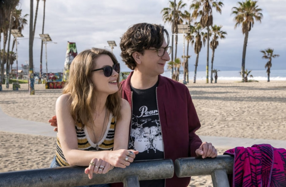 Captura de tela de 'Love'/Netflix