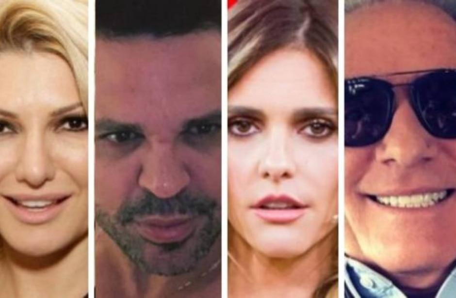 Silvana Garzaro / Estadão | Christina Ruffato / Estadão | Instagram / @eduardocosta | Paulo Belote / Globo / Divulgação | Instagram / @robertoljustus | Instagram / @brittojr_oficial