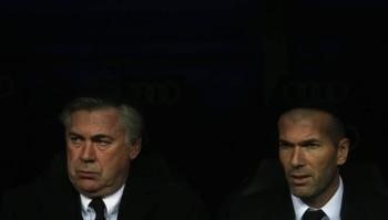Ancelotti diz que mudou a forma como pensa futebol depois de treinar Zidane 5daa83eaae79e