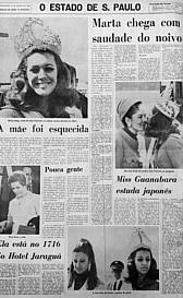 Capa O Estado de São Paulo - Sábado, 18 de agosto de 2018