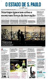 Capa O Estado de São Paulo - Segunda, 26 de outubro de 2020