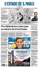 Jornal de hoje