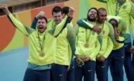 Caminho do Brasil ao tricampeonato no vôlei