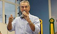 Novo governador do MS prevê ano de 2015 de 'dificuldades'