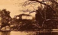 A casa do Horto Florestal