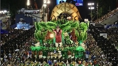 Desfile da Beija-Flor de Nilópolis - Wilton Júnior/Estadão