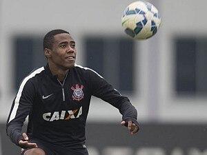 Daniel Augusto Jr./Ag. Corinthians - No meio, só sobrou Elias no Corinthians