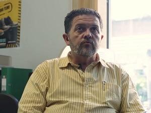 """- """"Eu era rato de padaria"""", relembra João Sabadell, 53 anos"""
