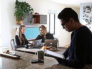 Divulgação - Airbnb dos espaços de coworking