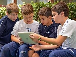 Pentágono/Divulgação - Para o Colégio Pentágono todo o processo educacional leva em conta o aluno como pessoa e sua identidade familiar e é conduzido em estreita parceria com os pais