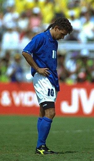 Reprodução - Pênaltis desperdiçados em Copas do Mundo são comuns desde 1982